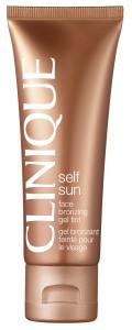 Self Sun Face Bronzing Gel Tint Icon - INTL