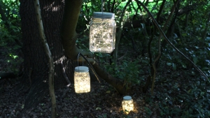 Cosmic Jar Lantern - 20