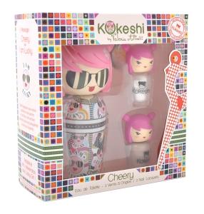 4345VA Kokeshi VA Cheery Nail Lacquer Set 50ml